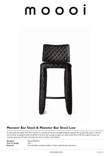 Monster Bar Stool