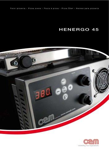 Konvektionsöfen aus HENERGO 45-serie