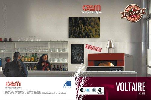 oem VOLTAIRE gas Ovens Sanitation-cCSus-BlueFlame-Blu Star