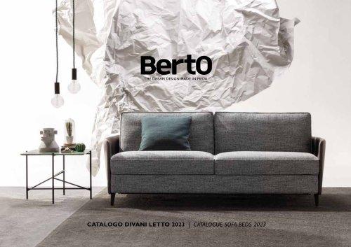 Catalogue Sofa Beds 2020 - BertO
