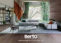 Catalogue Sofas 2020 - BertO