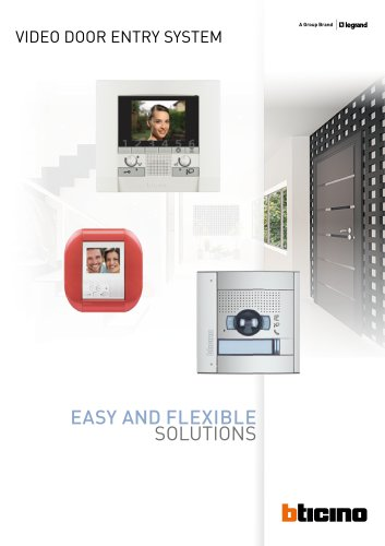 Easy and flexible solutions