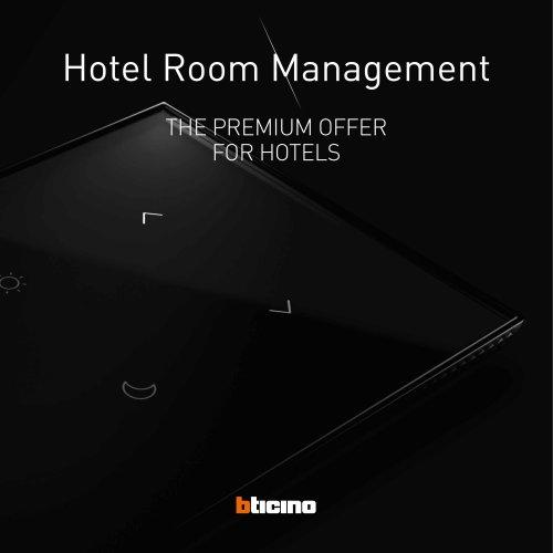 Hotel Room Management