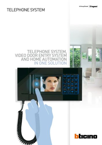 Telephone system technical guide