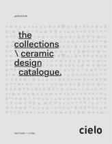 Ceramic Design Catalogue \ The Collections