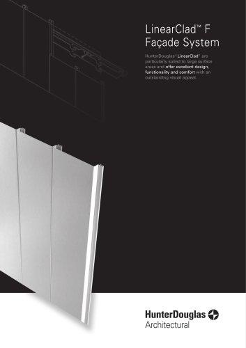 LinearClad™ F Façade System