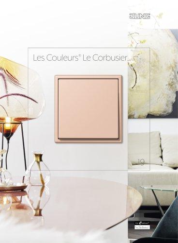 Les Couleurs Le Corbusier
