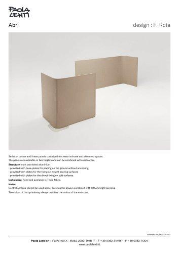 Abri - panels
