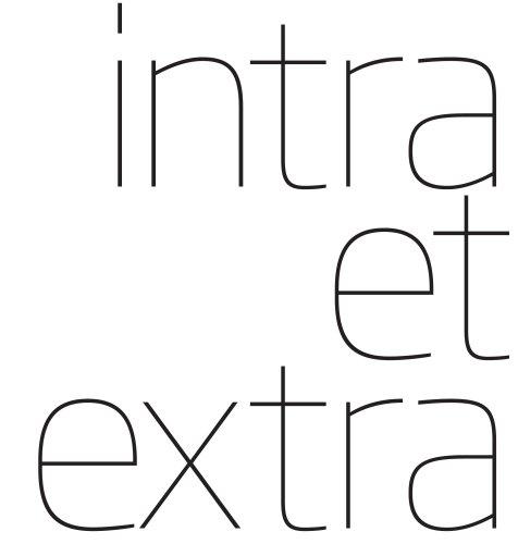 Intra - Extra