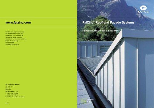 Falzinc Roof & Facade Systems