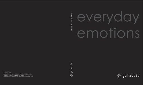 everyday emotions