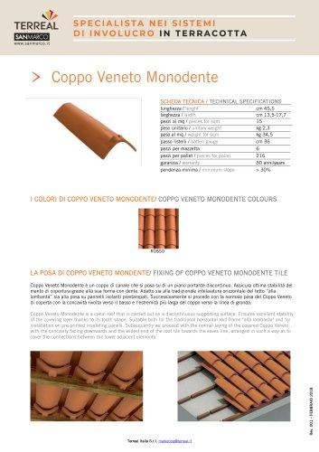 Coppo Veneto Monodente