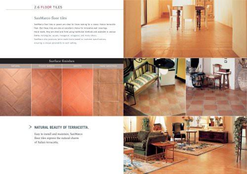 Floor System: Floor Tiles