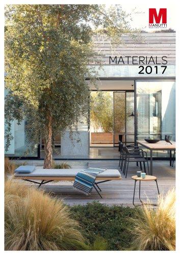 MANUTTI Materials 2017