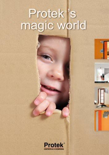 PROTEK's Magic World