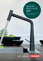 MASTER BROCHURE 2021 Setting new standards in kitchen style and performance