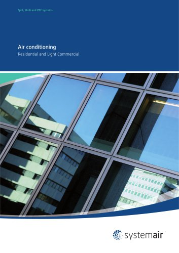 Air Conditioning - VRF