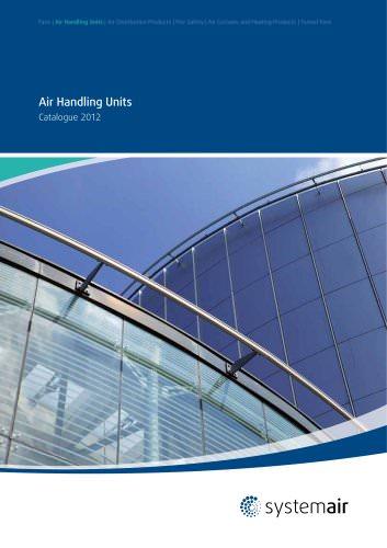 Air Handling Units Catalogue 2012