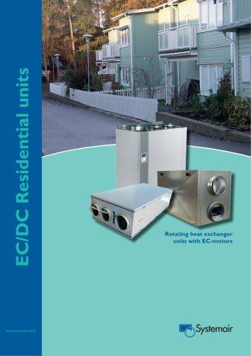 EC/DC Residential units