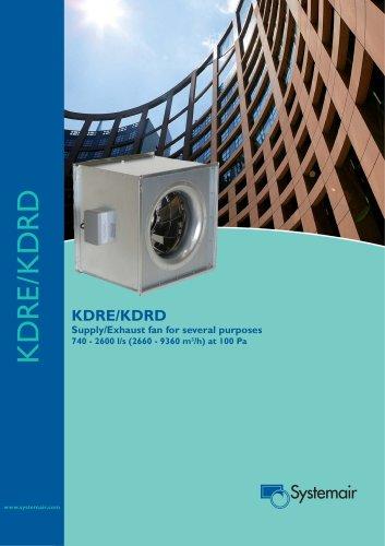 KDRE/KDRD
