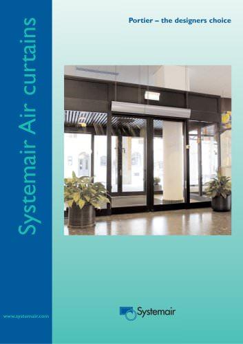 Systemair Air curtains