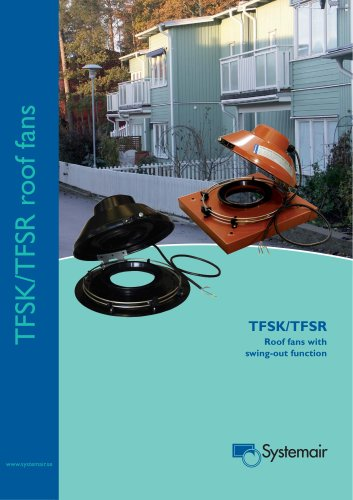 TFSK/TFSR roof