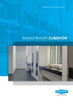 2019 Waschraum Zubehör