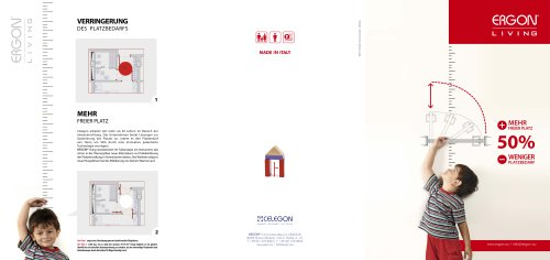 Celegon - Brochure Ergon Living - DE