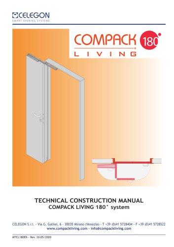 Celegon - Technical Manual Compack Living 180° - EN