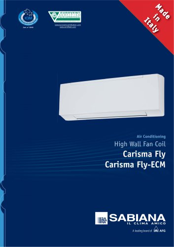 Carisma Fly - Fly-ECM