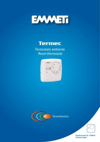 Termec thermostat - IT/GB 02
