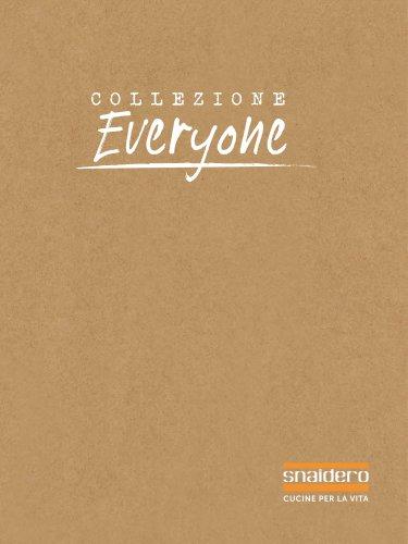 Catalogue Collection Everyone - Snaidero