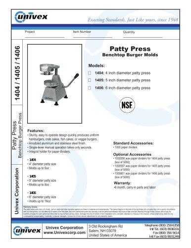 Patypress
