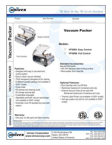 Vacuum Packer