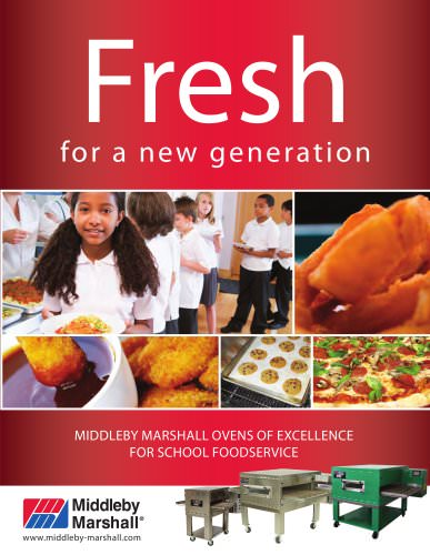 Fresh for a new generation