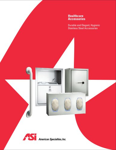 ASI Healthcare Accessories Brochure
