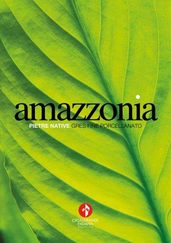 Pietre Native - Amazzonia