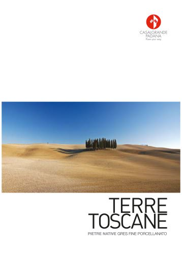 Pietre Native - Terre Toscane