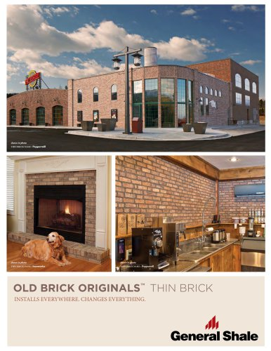 GS Old Brick Originals Selection