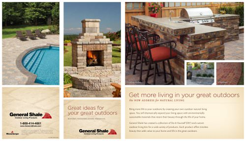 Outdoor Living Quadfold Brochure
