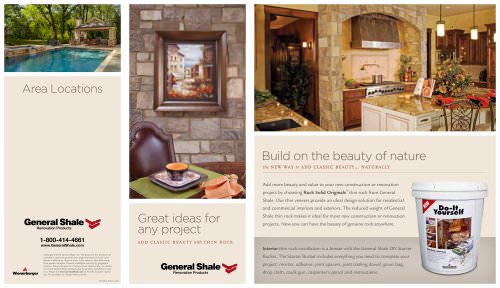 Thin Rock Quadfold Brochure