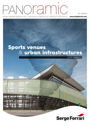 Sport venues - Latin America