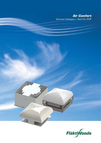 Catalogue  Roof Fan STOF
