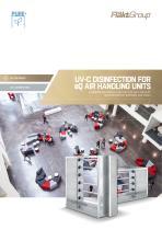 UV-C DISINFECTION FOR eQ AIR HANDLING UNITS