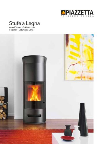 WOOD STOVES_STUFE A LEGNA
