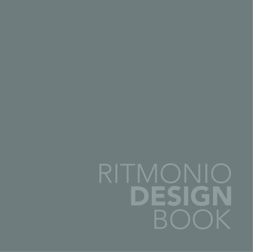 RITMONIO DESIGN BOOK