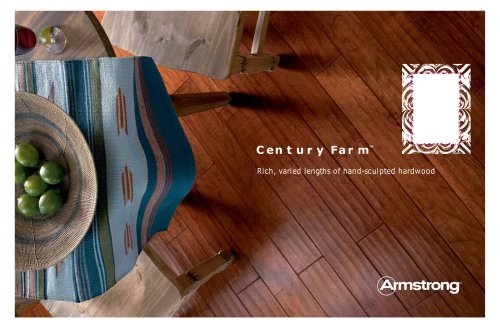 Century Farm Hardwood Flooring Collection