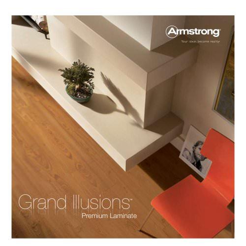 Grand Illusions Premium Laminate