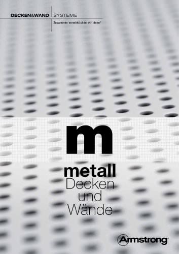 Metal Broschüre