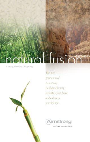 Natural Fusion Vinyl Sheet